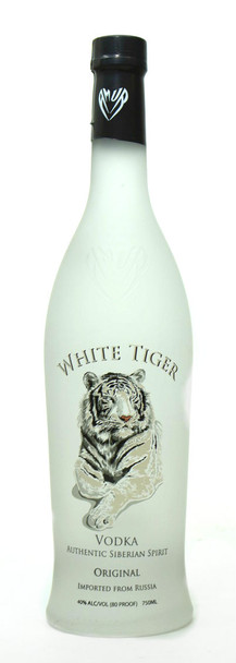 White Tiger Vodka