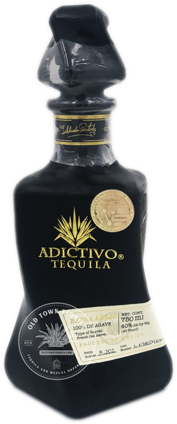 Adictivo Extra Anejo Limited  Black Edition