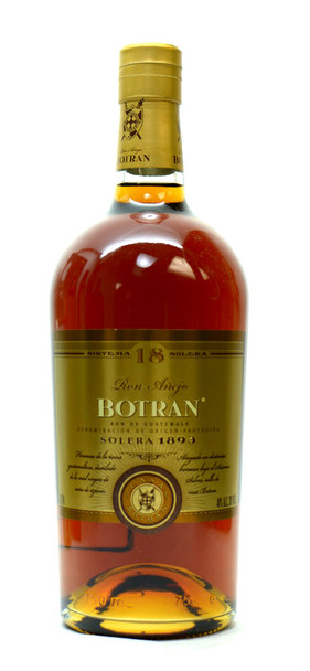 Ron Botran 18 Years Solera 1893 Rum