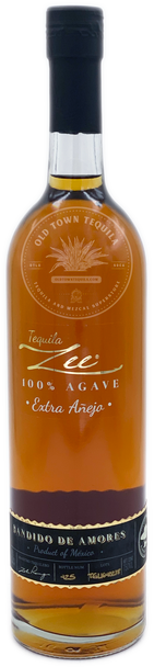 Tequila Zee Bandido de Amores Black Label Extra Anejo
