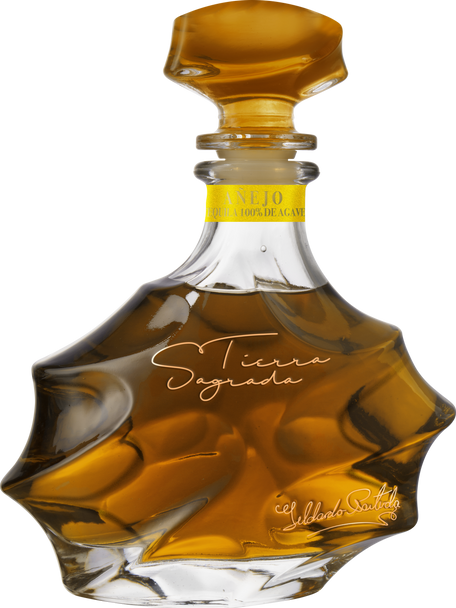 Tierra Sagrada Anejo Tequila 750ml