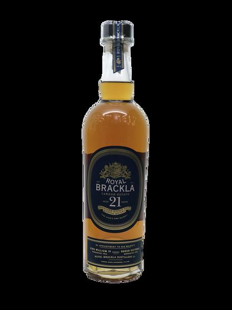 Royal Brackla Single Malt 21YR Scotch Whisky 750ML