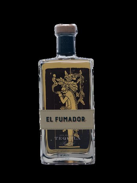 EL FUMADOR REPOSADO TEQUILA 750ML