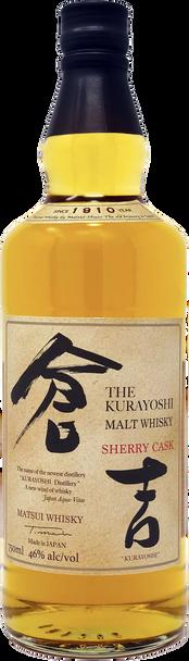 Kurayoshi Malt Whisky Sherry Cask