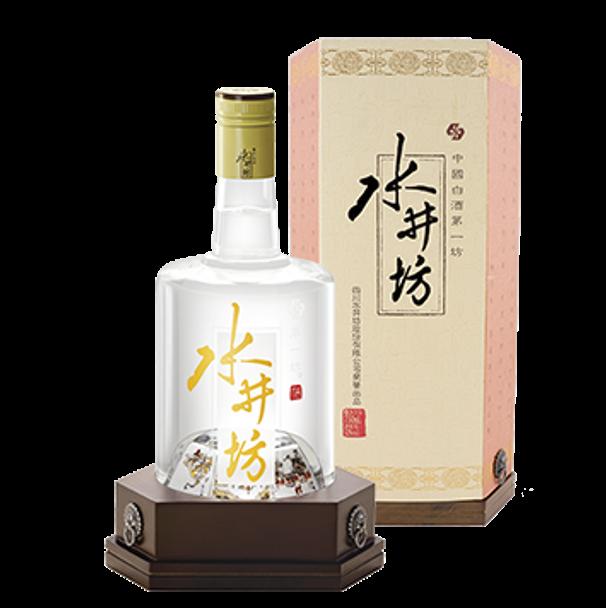 Shui Jing Fang Wellbay Baijiu 375ml