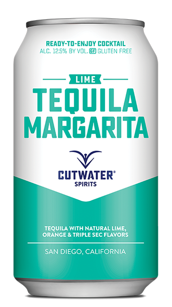Cutwater Lime Tequila Margarita