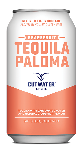 Cutwater Grapefruit Tequila Paloma