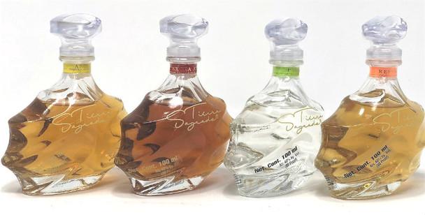 Tierra Sagrada Tequila 100ML set of 4