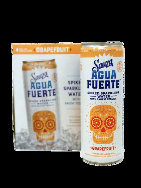 Sauza Agua Fuerte Grapefruit