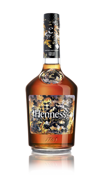Hennessy VS Vhils Limited Edition Cognac