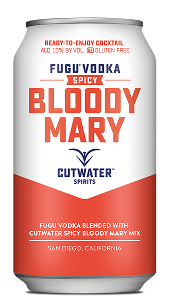 Cutwater Spicy Bloody Mary