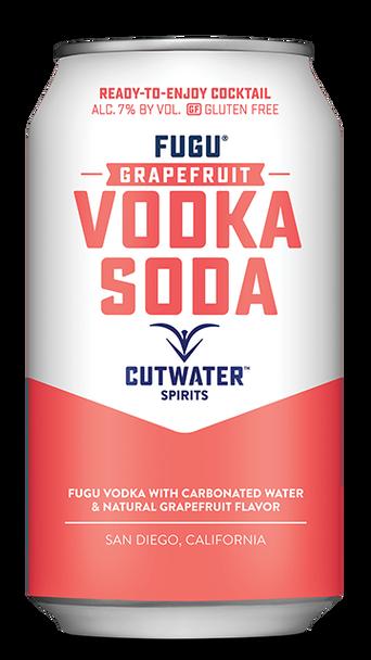 Cutwater Fugu Grapefruit Vodka Soda