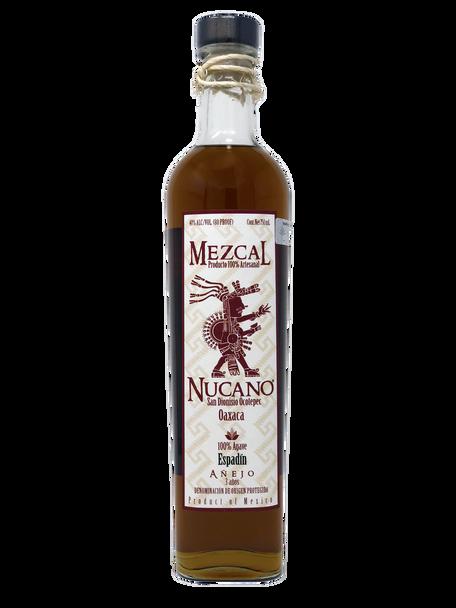 Nucano Anejo Mezcal
