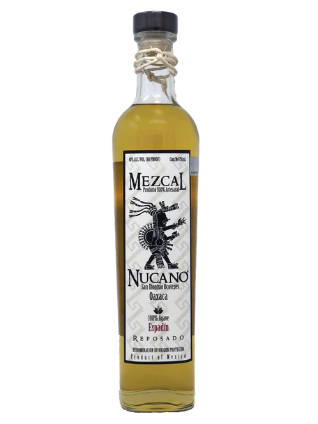 Nucano Reposado Mezcal