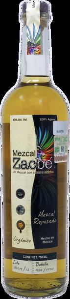 Zacbe Reposado Organic Mezcal