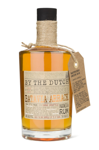By the Dutch Batavia Arrack