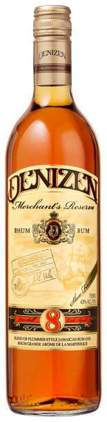 Denizen Merchants Reserve 8 Year Rum
