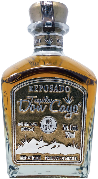 Don Cayo Reposado Tequila