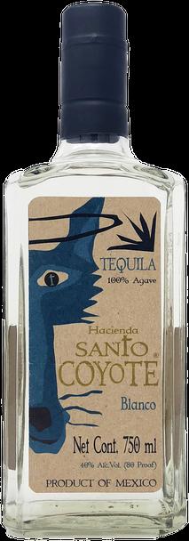 Santo Coyote Blanco Tequila