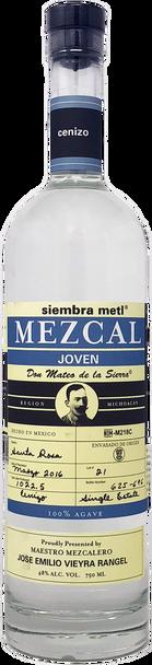 Siembra Metl Cenizo Mezcal