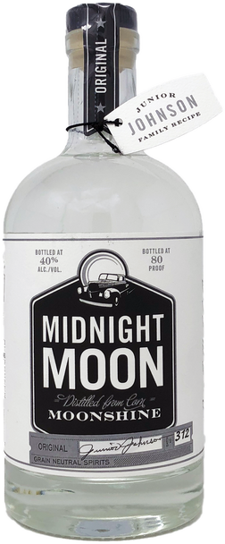 Midnight Moon 80 Proof Moonshine