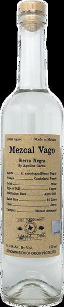 Mezcal Vago Sierra Negra