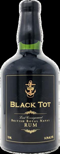 Black Tot Last Consignment British Royal Naval Rum