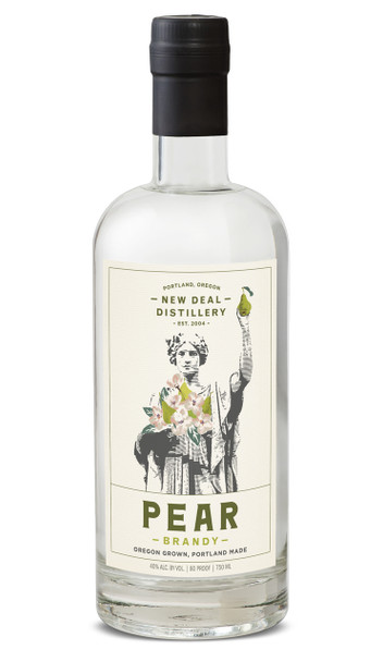 New Deal Pear Brandy