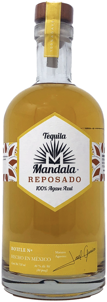 Tequila Mandala Reposado