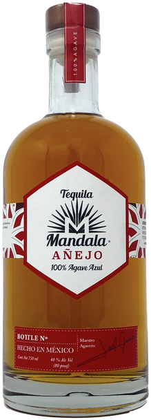 Tequila Mandala Anejo