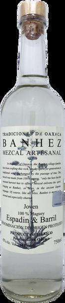 Banhez Mezcal Joven 750ml