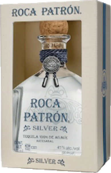 Roca Patron Silver Tequila 375ml