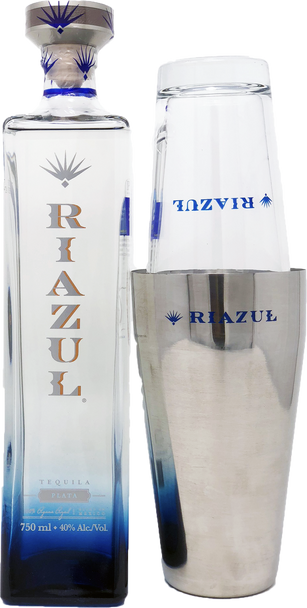 Riazul Plata Tequila Gift Set