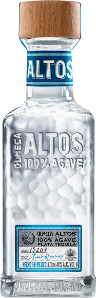 Olmeca Altos Plata Tequila 375ml