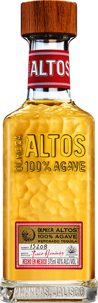 Olmeca Altos Reposado Tequila 375ml