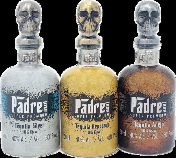 Padre Azul Tequila Mini Bottle Set
