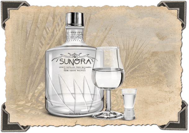Sunora Blanco Bacanora 750 Ml