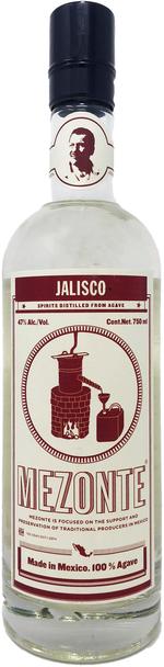 Mezonte Jalisco Agave Spirits