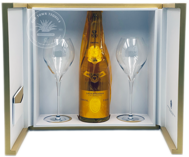 Cristal Louis Roederer Champagne Gift Set