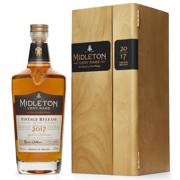 Midleton Very Rare Irish Whiskey 2017 with Box