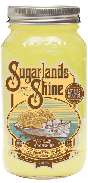 Sugarlands Shine Old Fashioned Lemonades