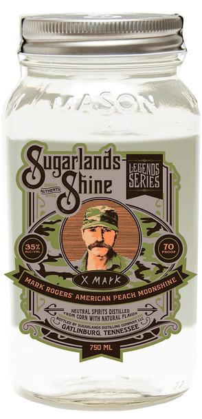 Sugarlands Shine Mark Roger's American Peach