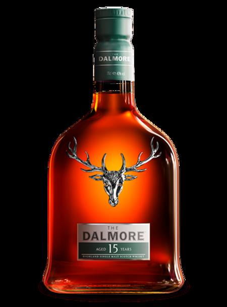 Dalmore 15 Years Highland Single Malt Scotch Whisky