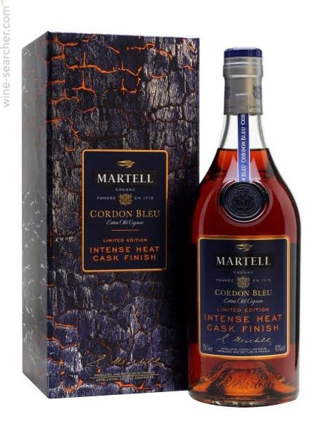 Martell Cordon Blue Intense Heat Limited Edition 750