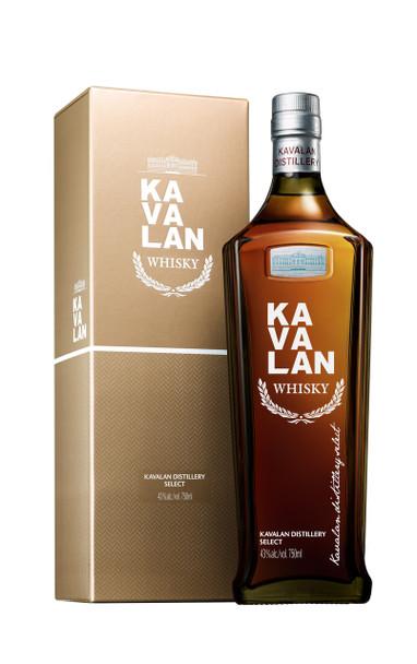 Kavalan Distillery Select Whisky
