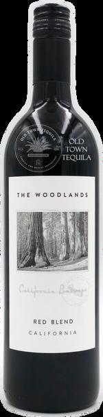 The Woodlands California Landscape Red Wine Blend