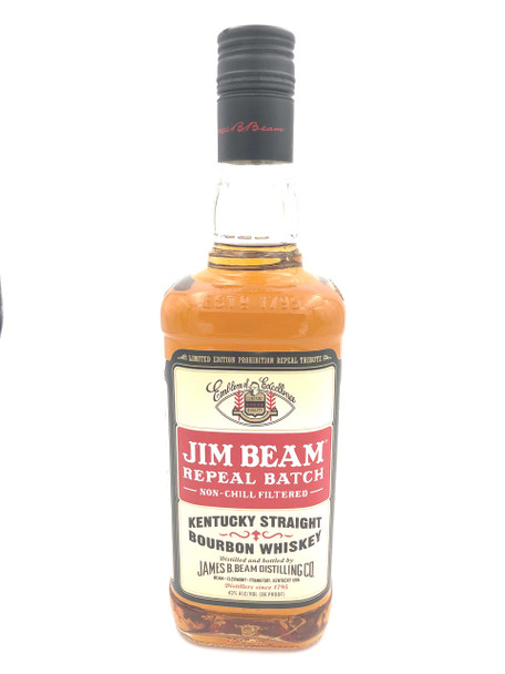 Jim Beam Repeal Batch Bourbon 750ml