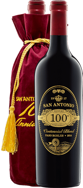 San Antonio® Winery Centennial Blend Paso Robles