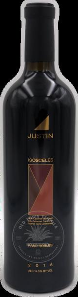 Justin Isosceles Red Wine 2016 Paso Robles