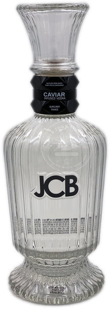 JCB Vodka with Infused French Caviar 750ml